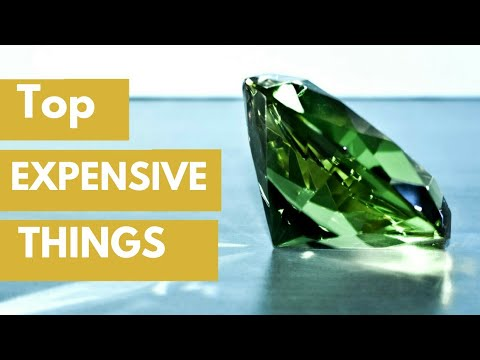 world s most expensive stuff most expensive thing ever some