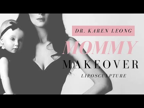Mommy Makeover Liposuction | Orange County Plastic Surgeon