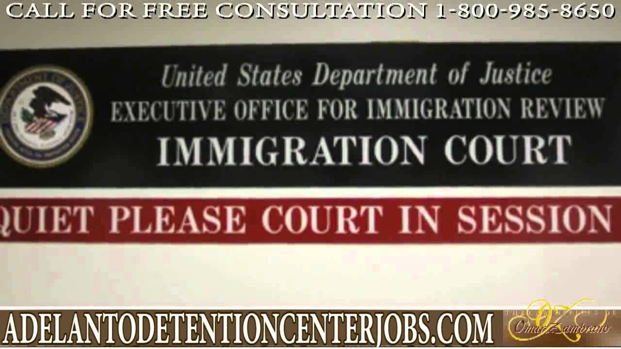 Adelanto Detention Centre job - Youtube-1472