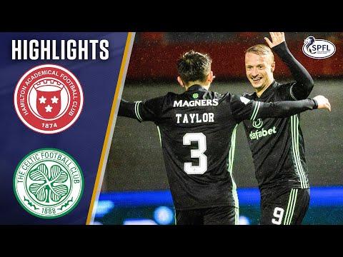 Hamilton Celtic Goals And Highlights