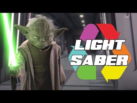 Eclectic Method - Light Saber