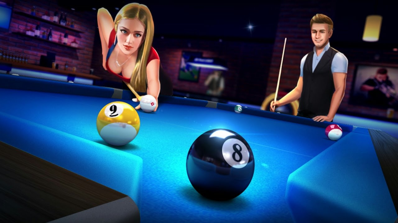 3D Pool Ball - Android / iOS Gameplay - YouTube