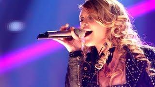 """DSDS 2012 -  Top 04 Show Fabienne Rothe mit """"Black Velvet"""" von Alannah Myles"""