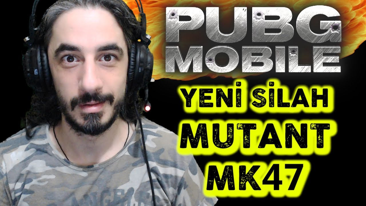 YENİ SİLAH ''MUTANT MK47'' GELDİ - PUBG Mobile