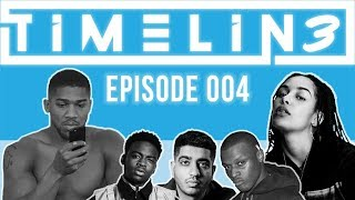 Nike's #LDNR advert not representing Asians? Vuj tweets out of line? | TimeLin3 Ep.004 |