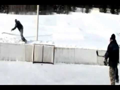 Face shot Hockey Fail from YouTube · Duration:  17 seconds
