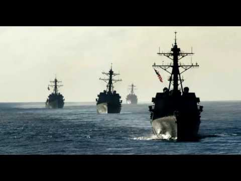 Anchors Aweigh - United States NAVY song - THIS ONE GOES FOR THE U.S. NAVY   HD 1080p