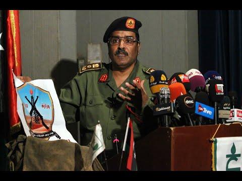 المسماري: نقاتل داعش والقاعدة وجماعة الإخوان الارهابية