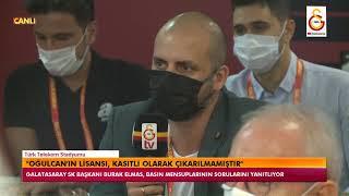 Galatasaray Spor Kulübü Başkanı Burak Elmas, Görev
