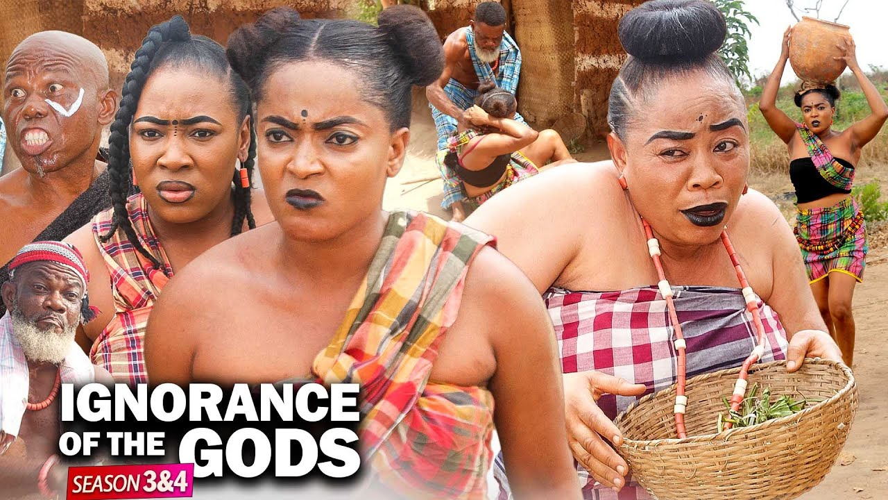 Download IGNORANCE OF THE GODS EPISODE 3 (New Hit Movie) 2021 LATEST NIGERIAN VILLAGE MOVIE/ NOLLYWOOD MOVIE