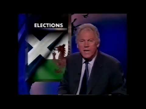 Extracts from the BBC Nine'o'clock News, 6 May 1999