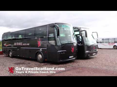 Go Travel Scotland Tours & Private Hire Coach