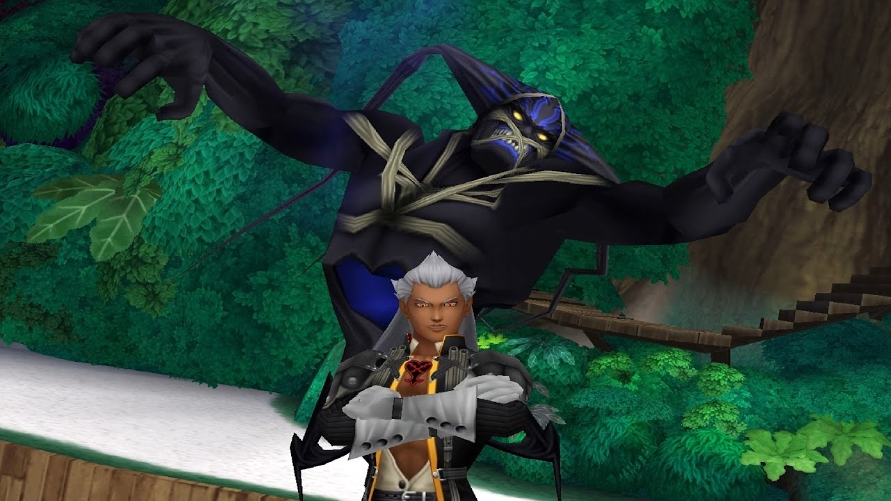 Kingdom Hearts: Ansem Boss Fight and Ending (PS3 1080p ... Ansem Kingdom Hearts