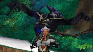 Kingdom Hearts: Ansem Boss Fight and Ending (PS3 1080p)