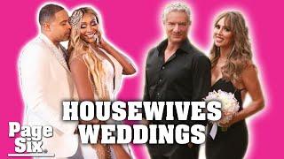 Inside Kelly Dodd's wedding and Braunwyn's big bombshell reveal? | Page Six Celebrity News