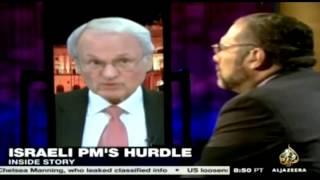 Morton Klein Inside Story Al Jazeera America National 2.13.15 11 PM