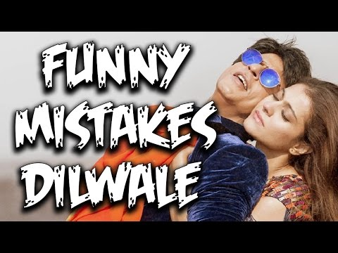 Everything Wrong With Dilwale Movie | ...