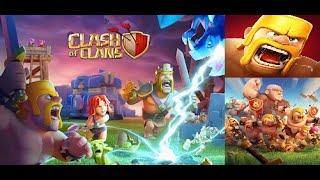 Clash of Clans - Mod Gemas y Dinero - (Private Server) - Versión 11.185.15