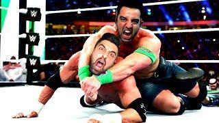 KARDEŞİMİN ACI İNTİKAMI ! NE YAPTIN SEN ? WWE ROYAL RUMBLE !