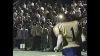 Prep Football: Larry Fitzgerald, Academy of Holy Angels WR Story (2000)
