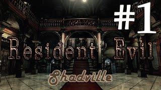 Resident Evil HD Remaster Прохождение за Джилл #1: Начало