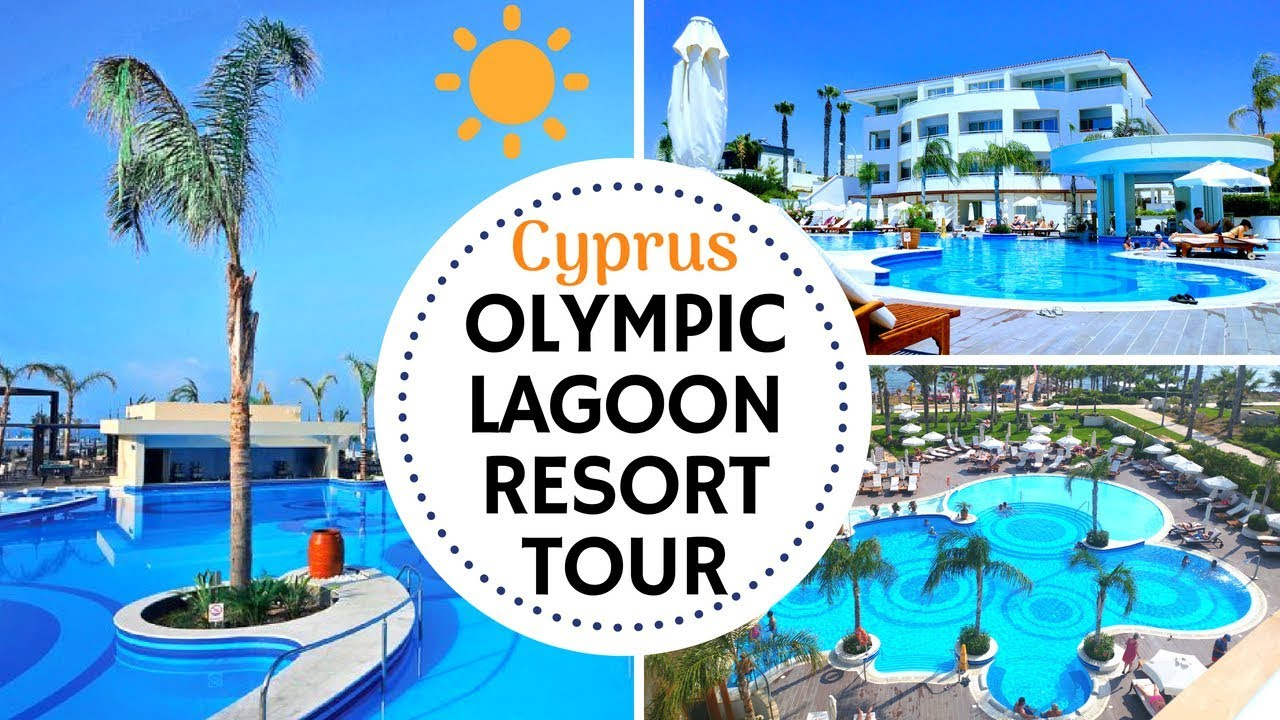 OLYMPIC LAGOON RESORT PAPHOS CYPRUS HOTEL TOUR REVIEW | THE LODGE GUYS