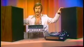 Vintage 1970s Stereo Commercial (American Sound, 1975)