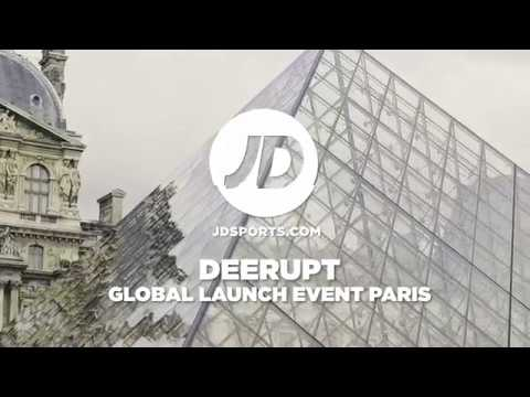 6d50e281008c9f Adidas Originals Deerupt Event  Paris - YouTube
