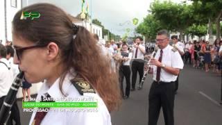 Festas de Santo António do Monte 2016 -  Procissão