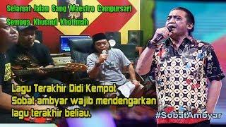 Download lagu Lagu Terakhir Didi Kempot Belum Sempat Masuk Dapur Rekaman, Baru Latihan
