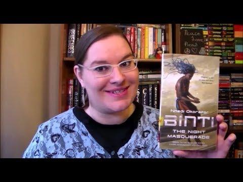 Binti: the Night Masquerade by Nnedi Okorafor ~book review