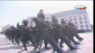 Azərbaycan Polisi 100 il. DİN Polis akademiyasında tədbir ( 02.07.2018 )