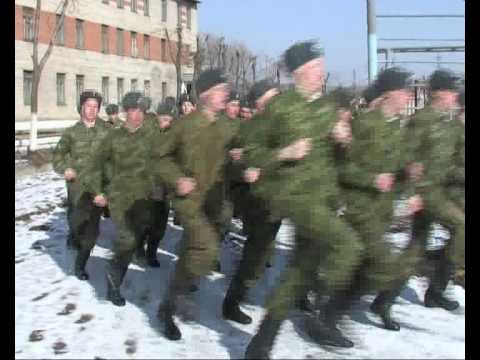 Уссурийский ДИСБАТ/Usuriiskii disciplinary