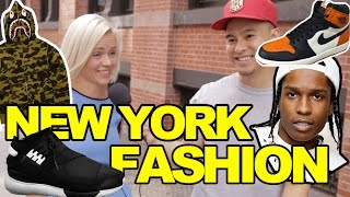 HOTTEST OUTFITS IN NEW YORK (SOHO FASHION DISTRICT)
