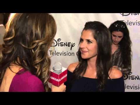 Kelly Monaco Talks DWTS