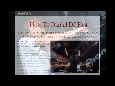 How To Digital DJ Fast Online Video Course | How To Digital DJ Fast Download