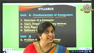 Introduction to Syllabus (I - PUC)