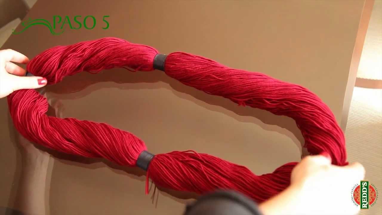 Haz una bufanda sin tejido cerveza redd 39 s youtube - Como hacer una bufanda de lana gorda ...