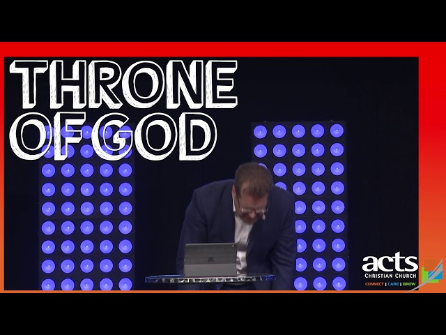 Surrender to the throne of God | Pastor Peter De Fin