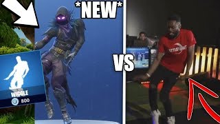 *UPDATED* All Fortnite Emotes in REAL LIFE (Includes New WIGGLE EMOTE) #BOOGIEDOWN
