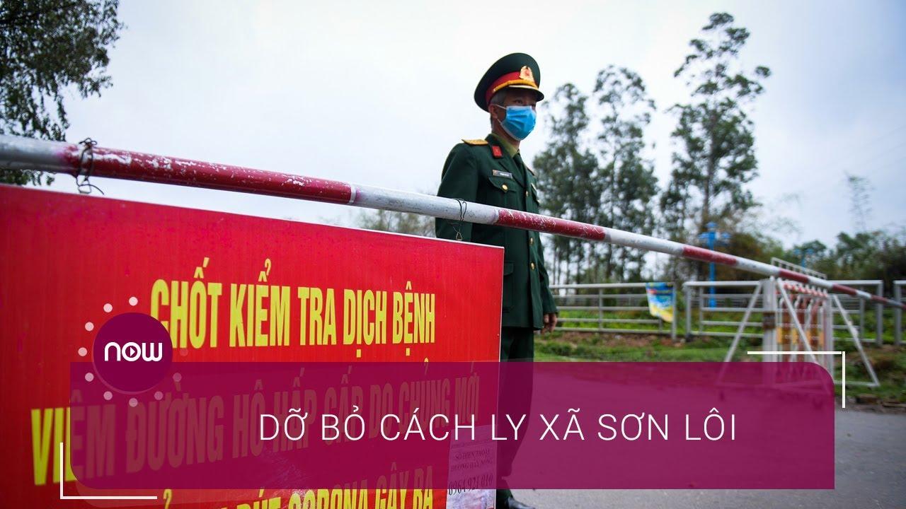 Trước giờ dỡ bỏ cách ly Sơn Lôi: Không được chủ quan | VTC Now
