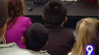 Abuse Awareness Program Comes To Odessa Schools (9-14-09)