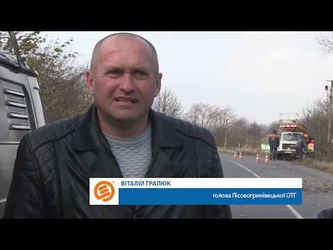 TV7plus Телеканал Хмельницького. Україна: ТВ7+. У Хмельницькому районі розчищають траси  повітряних ліній електропередачі.