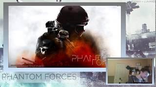 Roblox Stream - Phantom Forces || BOMB-CYCLONE STREAM #2