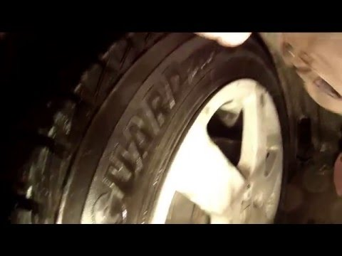 Простой датчик уровня бензина