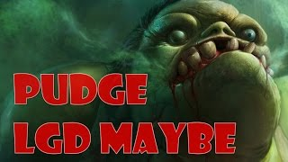 LGD Maybe - Pudge Gameplay! |Dota 2 MAFIA|