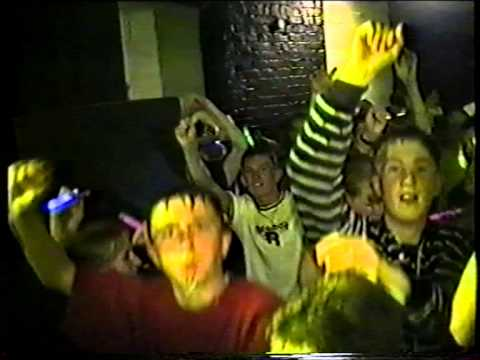 Ba Bash Under 18s rave at the Mill preston UK, Hosted  Willy Banjo 19978 ? part 2