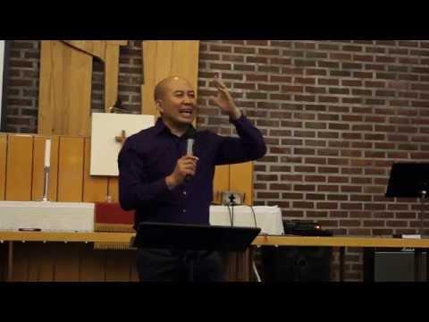 Rev. Hoi Cung Tum. Sermon 5 - IBC Sandnes Norway