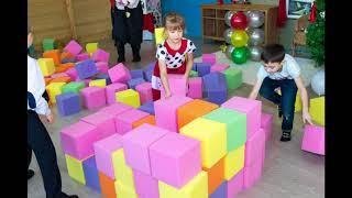 ПОРОЛОНОВОЕ ШОУ!!! Веселая программа для детей день рождения 5 января 2018 Лесосибирск Даня Гриц сл