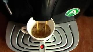 Кофе в зернах Alta Roma Oro(Эспрессо из зернового кофе Alta Roma Oro. Интернет-магазин кофе: http://kofeservis.ru/, 2013-07-27T20:16:58.000Z)